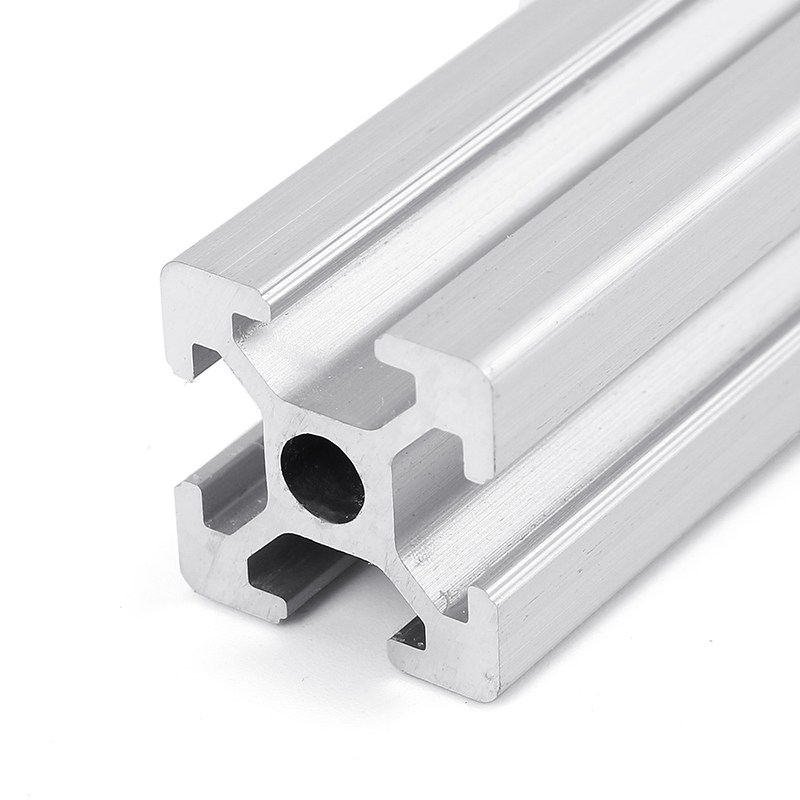 SULEVE New 1PC <font><b>2020</b></font> <font><b>1000mm</b></font> Length T-Slot Aluminum <font><b>Profiles</b></font> Extrusion Frame For CNC 3D Printer Plasma Lasers Stands Furniture image