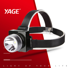 YAGE headlamp adjustable led head light fishing lamp for Hunting mini  2-mode specialized outdoor with battery