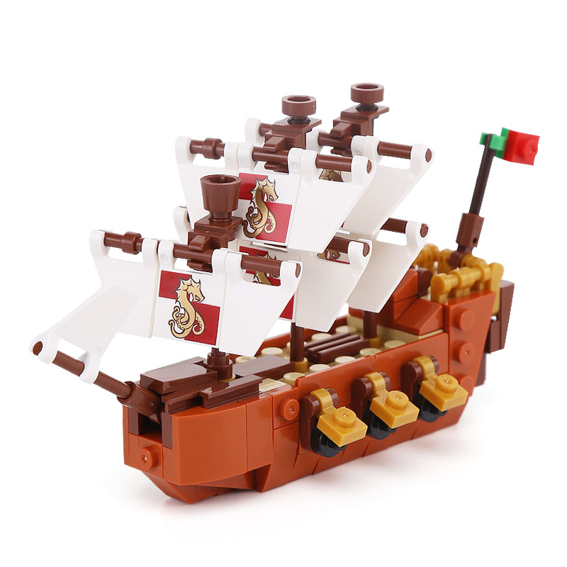 IN STOCK 16051 1078pcs Creative Series The Ship in the Bottle lepin Building Blocks Brick Toy Compatible With lego 21313 Model a toy a dream lepin 24027 city series 3 in 1 building series american style house villa building blocks 4956 brick toys
