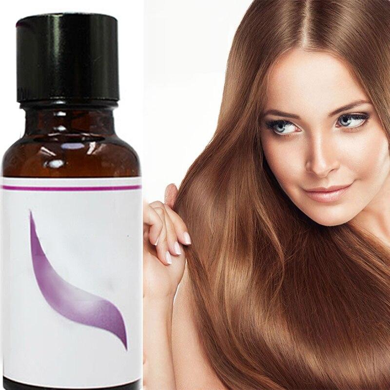 Natural Hair Growth Essence Hair Loss Liquid Pure Origina Essential Oils 20ML Dense Hair Growth Serum Beauty 2018 Products