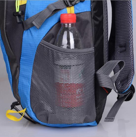 a24d0efaef4d Lightweight Foldable Sport Small Traveling Hiking Backpack Outdoor Women   Men  Skin Bag Waterproof Nylon Rucksack-in Climbing Bags from Sports ...