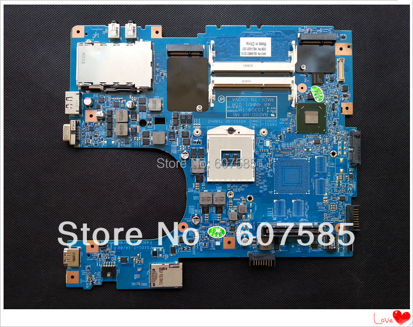 For ACER 6595 6595T Laptop Motherboard 48.4NM01.01M Mainboard Fully Tested Good Condition