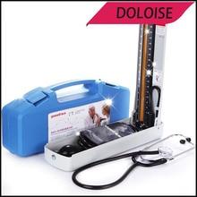 Medical Accurate Mercury Blood Pressure Monitor Professional Multifunctional Long Soft Tube Home Stethoscope Estetoscopio Tool