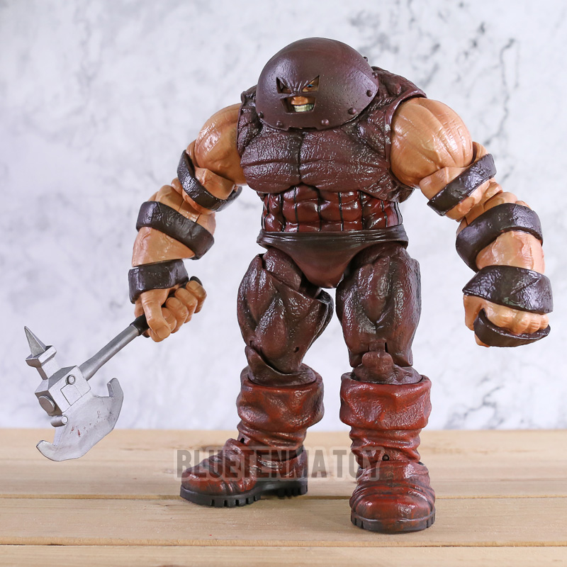 Marvel Select X Men Juggernaut DST Action Figure Toy Doll Brinquedos Figurals Collection Model Gift