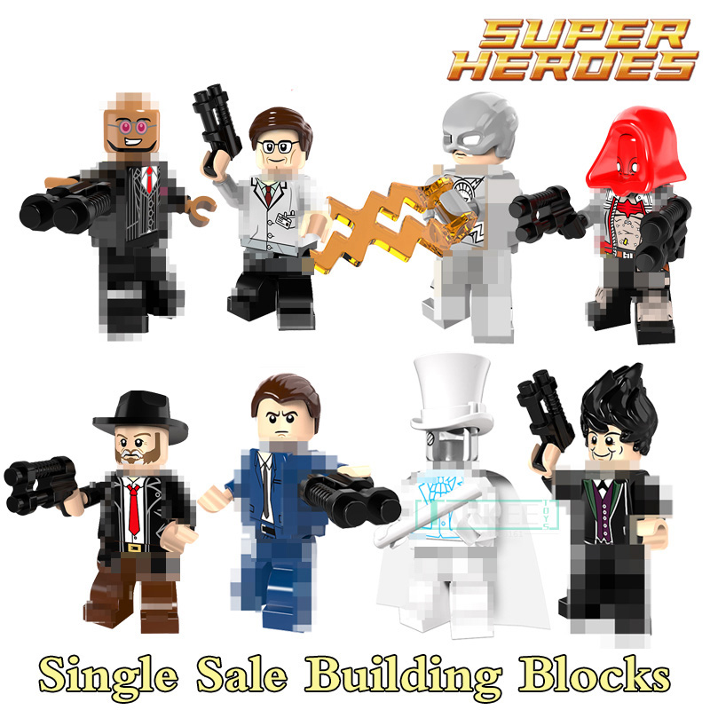 Building Toys NEW Minifig For LEGO LEGO Minifigures Gentleman Ghost