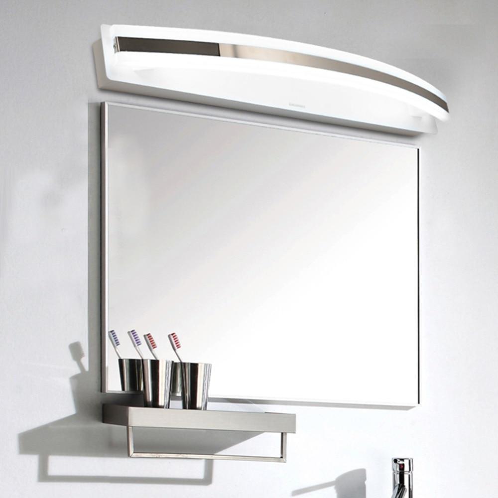 Modern 40pcs SMD2835 8W LED Mirror Light 40cm Bathroom Lamp ...
