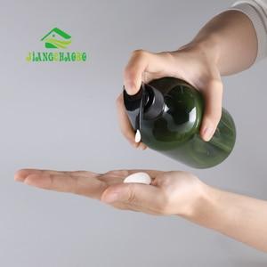 Image 2 - Jiangchaobo Bad Dauw Druk Fles Shampoo Water Badkamer Handdesinfecterend Gebotteld Wasmiddel Lege Fles Lotion Fles
