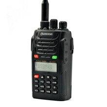 Radio bidirectionnelle originale de KG UVD1P de WOUXUN avec la batterie 1700mAh émetteur récepteur de FM UVD1P talkie walkie Radio de jambon duhf VHF