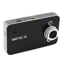 Nuevo Coche DVR de Hd Noche Registrador Del Coche Detector Veicular Cámara Carcam grabador de vídeo digital de 140 grados de ángulo ancho