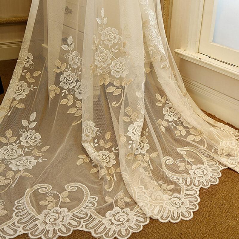elegant sheer window curtains design ideas | Aliexpress.com : Buy Living Room Elegant Curtains Tulle ...