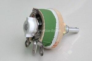 Image 5 - 25 واط 1 كيلو أوم عالية الطاقة Wirewound الجهد ، مقاومة متغيرة ، المقاوم المتغير ، 25 واط.