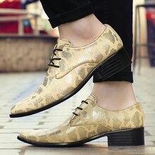 2017 Из Натуральной Кожи Мужчины Платье Обувь Роскошные мужские Бизнес Повседневная Обувь Классический Джентльмен Обувь