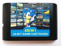 EDMD Game Cartridge for USA, Japanese and European SEGA GENESIS MegaDrive(MD) Console