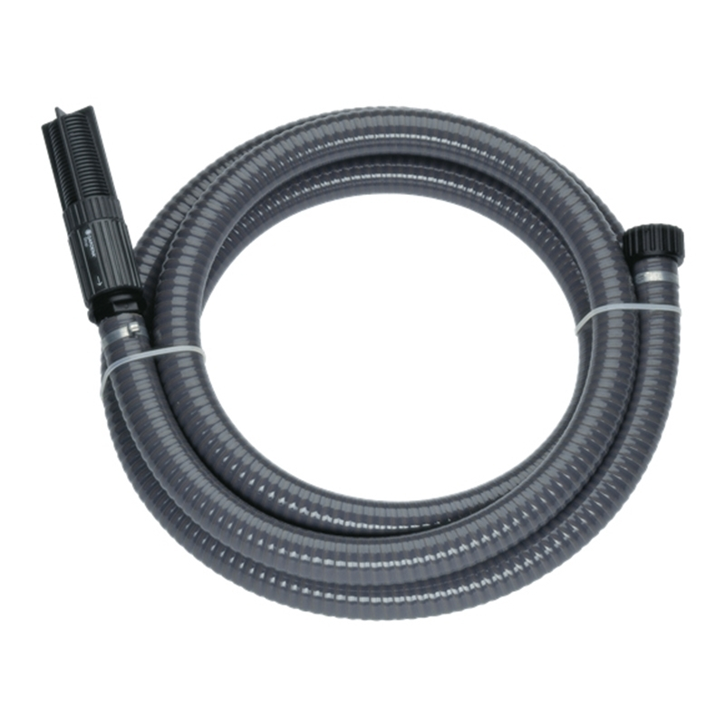 Hose поливочный GARDENA 01418-20.000.00 (Length 7 m, diameter 25mm, for connecting to насосам with male thread 33.3mm (1 ), reinforced, вакуумоустойчивый, filter, check valve) interstep азу interstep is cc 2usb0002k 000b201 black