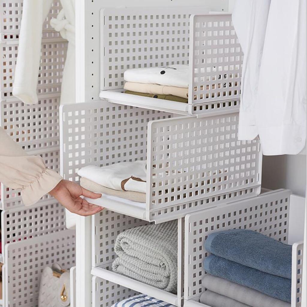 Cube Storage Closet Organizer Cubes Organizer Plastic Closet Cabinet Modular Book Shelf Organizing Storage Shelving
