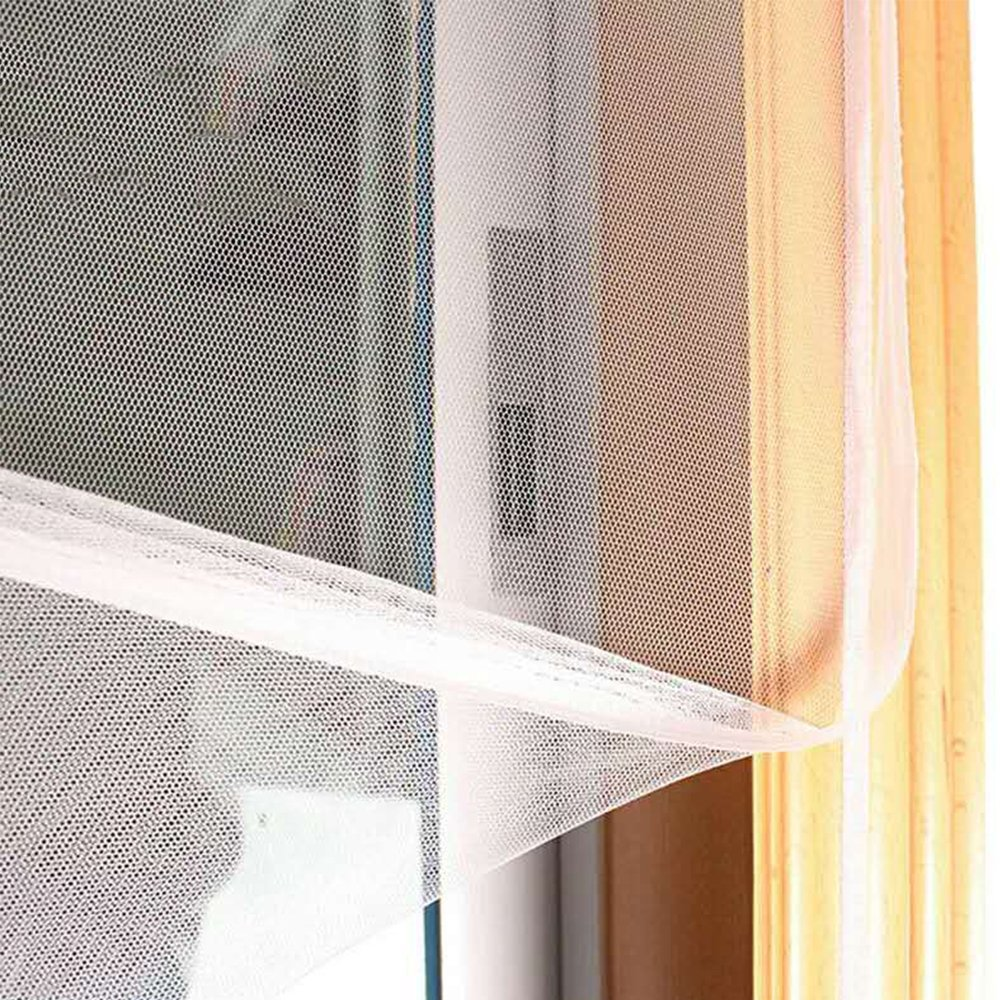 Summer Insect - And Mosquito-resistant Door Screen Window White Mesh Environmental Protection