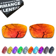 ToughAsNails Polarized Replacement Lenses for Oakley Fuel Cell Sunglasses - Multiple Options