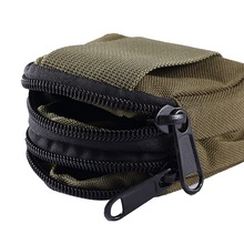 Tactical Waist Bag Multifunctional Nylon Waterproof Bag Military Key Coin Bag Purses Utility Pouch Organizer Molle Pouch Camping все цены