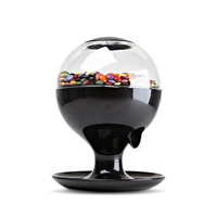 Wedding Candy Dispenser Automatic Sensor ABS Vintage Gumball Mini Bubble Gum Candy Machine , Kids Lovely Gift