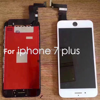 3PCS AAA Quality Tianma LCD Screen Assembly For Apple IPhone 7 Plus Display Touch Screen Digitizer
