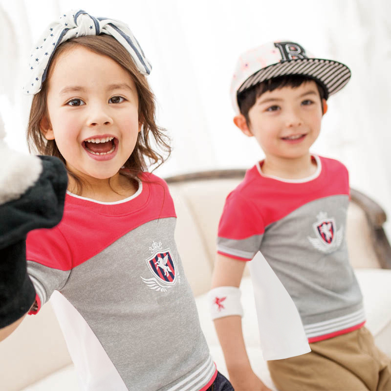 Children Clothing Set 2018 Summer Fashion Short Sleeves T-shirt Pants Tracksuits Kids Clothes Girls Cotton Boys Sport Suits 3-8T screen protector for teclast x98 air 3g 9 7 inch tablet pc