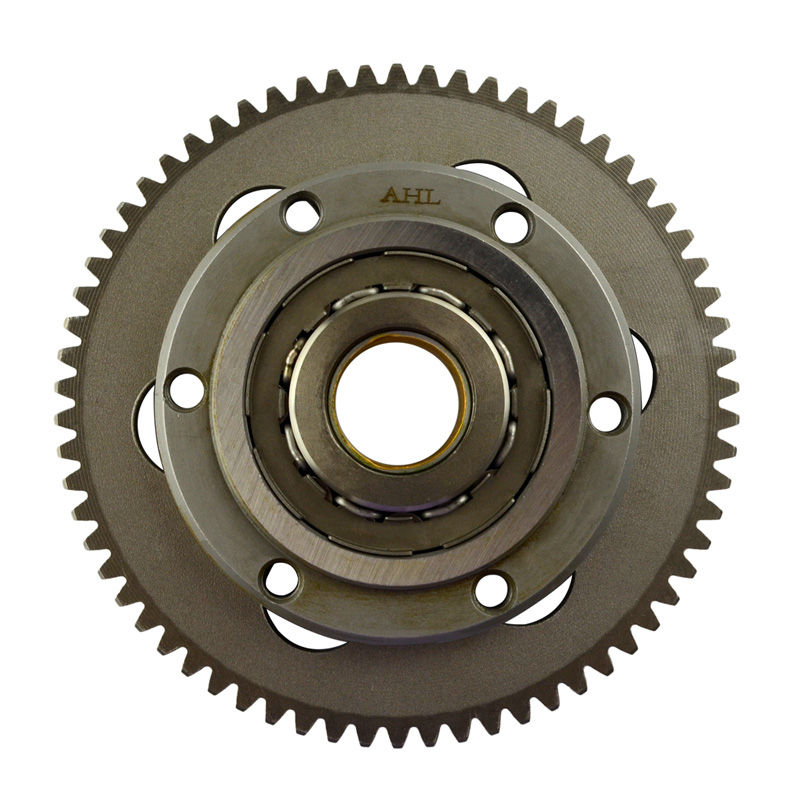 Motorcycle Engine Parts One Way Bearing Starter Clutch Gear Flywheel Beads Rollers Assy for YAMAHA XV250