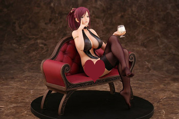 New Skytube Marie Mamiya Sexy Girl Big Breasted Decadence Beauty Pvc Action Figure Collectible Model Toys Doll 19cm
