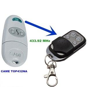 Image 5 - Powielacz kopia zdalnego sterowania CAME TOP 432NA uniwersalnego garaż nadajnik do drzwi