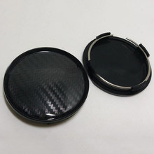 Black Car Wheel Hub Center Cap Auto Protection Kit Set Covers Accessories Parts(China)
