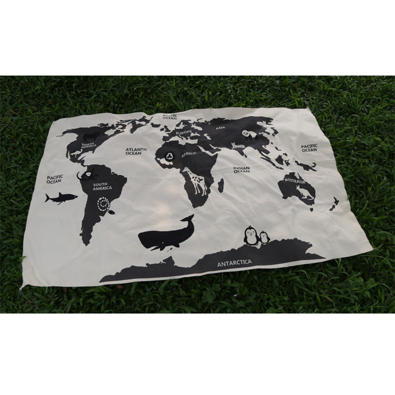 14090cm kids playing mats crawling rugs world map blanket baby 14090cm kids playing mats crawling rugs world map blanket baby play mat room decoration floor decor carpet photography props in play mats from toys gumiabroncs Image collections