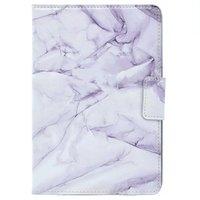 Luxury Marble Grain Pattern Stand PU Leather Case For Apple IPad Mini IPad 2 3 4
