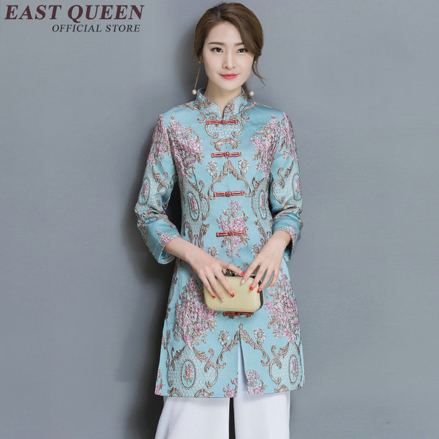 a04a85189 traditional chinese clothing two piece set oriental dress cheongsam chinese  style traditional chinese dress qipao dress AA1849