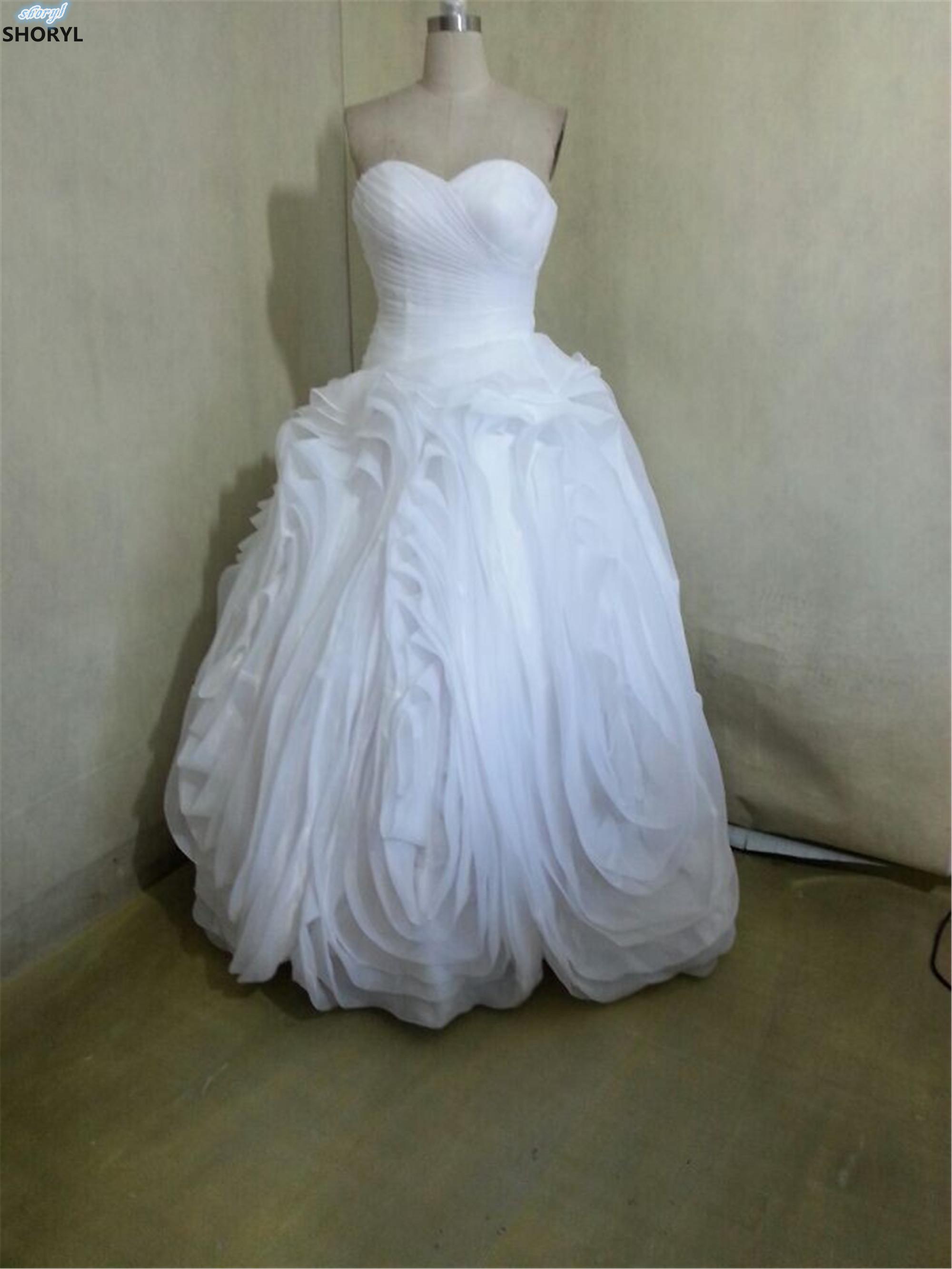 wedding dresses c97 wedding dress shop online Princess Strapless Knee length Sleeveless Lace Wedding Dress