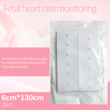2pcs fetal heart rate monitor for pregnant women Baby Care Home use Doppler Heart Rate Monitor