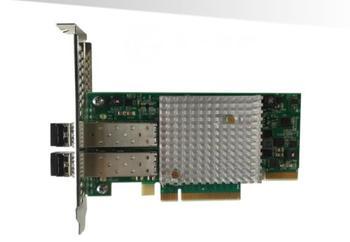 SFN7122F 7122 (S7120) 10GBE SFP + ONLOAD NIC para enviar 2 módulos originales de 10G