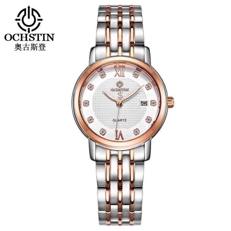 2018 OCHSTIN Fashion Watch Women Top Brand Luxury Quartz Watches Women Dress Clock Relogio Feminino Waterproof Ladies Wristwatch цена 2017