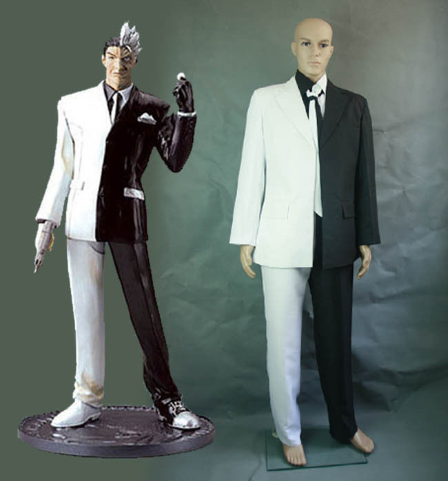 halloween costume free shipping picture more detailed picture halloween costumes two face - Face In Hole Halloween