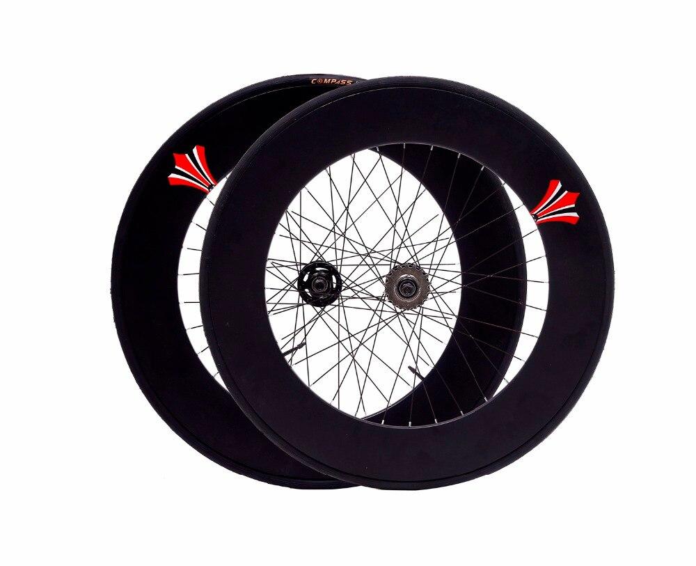 Складные колеса с фиксированной передачей, 90 мм, 70 мм, из алюминиевого сплава