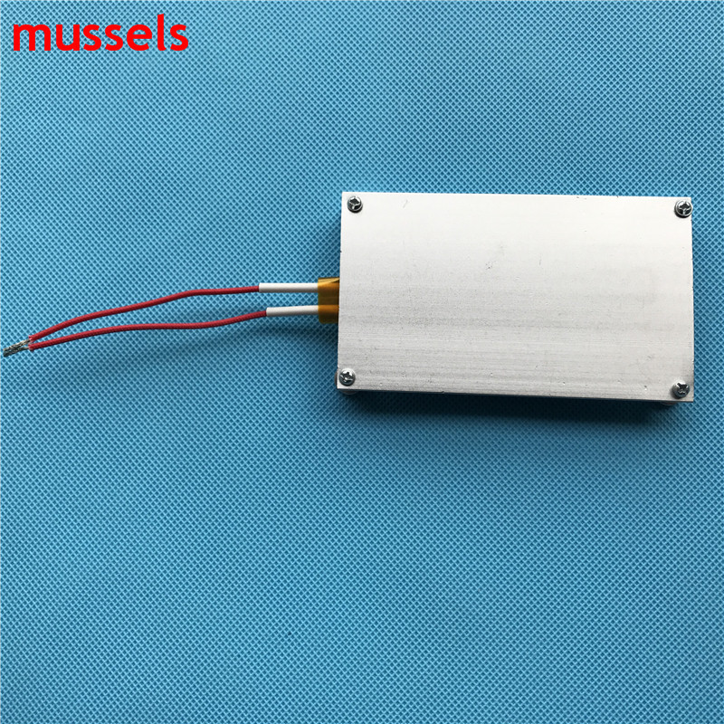 Large LED Remover Heating Soldering Chip 12 X 7cm Demolition Welding BGA Station PTC Split Plate 270w 250 Degree New 1 Pieces