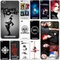 My Chemical Romance Hard Case for Meizu M2 M3 Note M2 mini & Redmi 3 Pro 3s Note 2 Note 3 Pro 2A