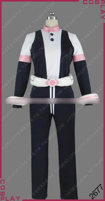все цены на [Customize] Anime MY HERO ACADEMIA Figure Uraraka Ochako Battle Uniform Full set Cosplay costume New 2017 free shipping