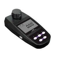 Баньте TB200 Портативный турбидиметра нефелометром тестер анализатор данных USB 2 ~ 5 баллов cal выбор
