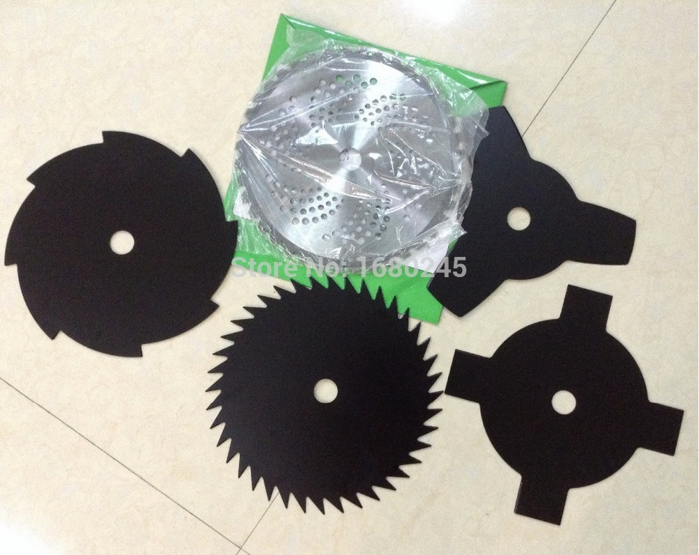 ФОТО Factory 40 teeth alloy blade for 1E40F-5 44F-5 52cc 43cc brush cutter parts brush trimmer parts chain saw parts