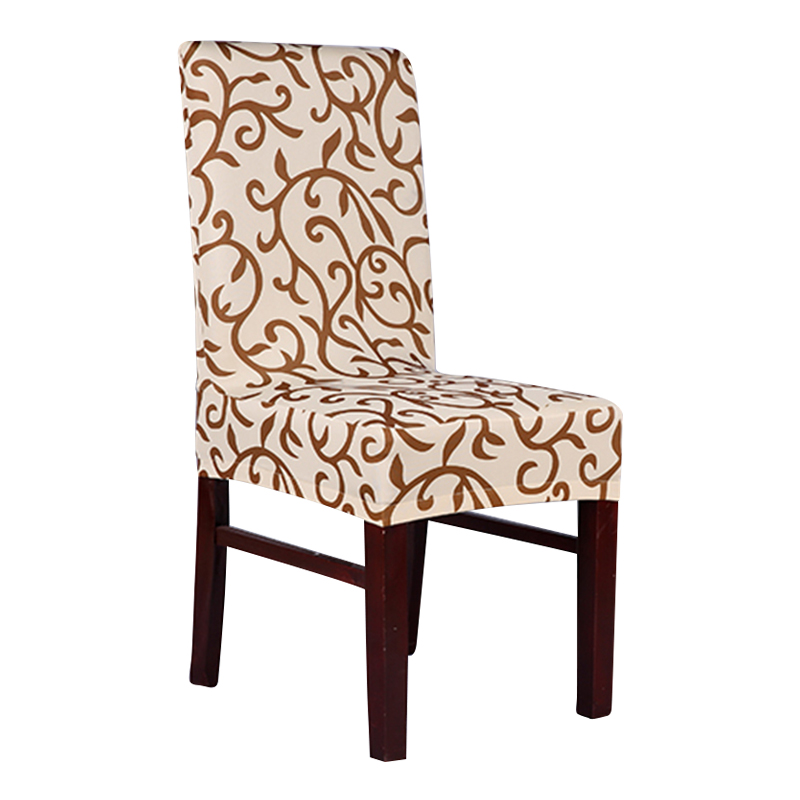 Soft Chair Covers Stretch Spandex Seat Covers Pattern