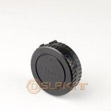 Защелкивающаяся Передняя Задняя крышка для объектива+ Камера корпус защитный чехол с крышкой для объектива Nikon 1 N1 V1 J1 SLR-и dslr-камер Камера