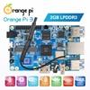 오렌지 파이 3 H6 2GB LPDDR3 AP6256 Bluetooth5.0 4 * USB3.0 지원 안드로이드 7.0, 우분투, 데비안