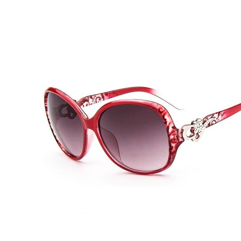 2016 Summer Style Oval Sunglasses Women Luxury Sun Glasses Female Vintage Brand Designer Eyeglasses Oculos De Sol 4