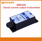 Free ship BWK228 biaxial current output inclinometer,tilt angle sensor module/Angle sensor