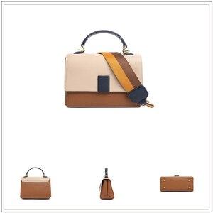 Image 3 - AVRO erkek MODA çanta çanta kadınlar için 2020 lüks çanta kadın çanta tasarımcısı crossbody çanta kadınlar için hakiki deri küçük çanta