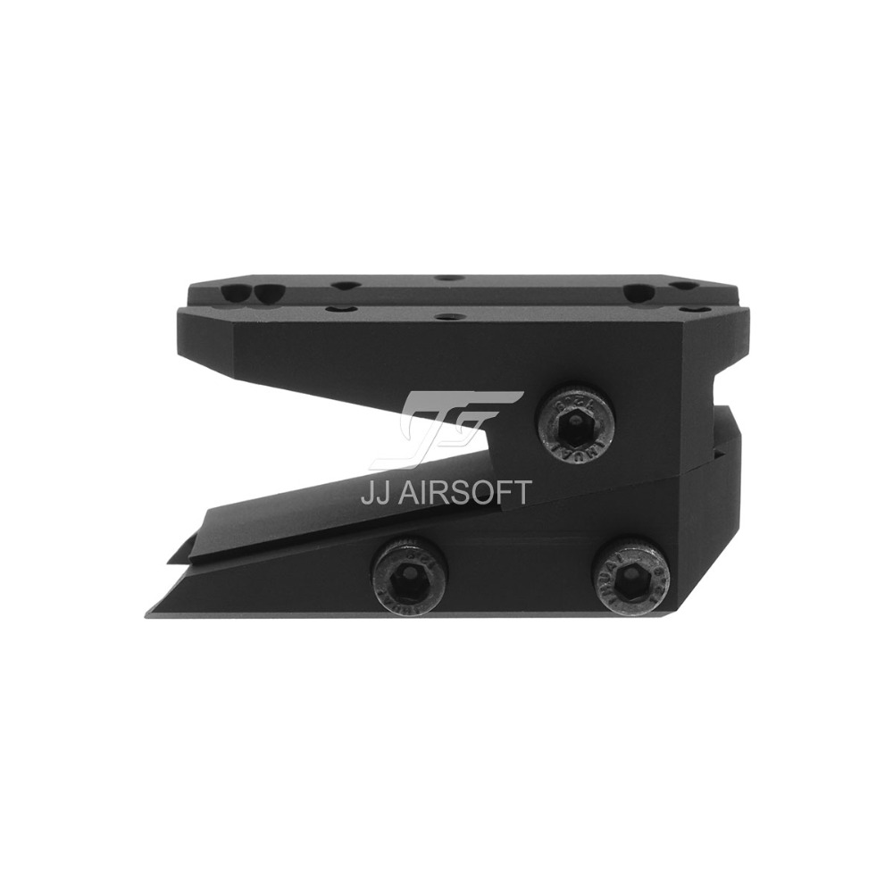 TARGET ELE Adjustable Slide Mount For JJ Airsoft T1 T2 / Aimpoint T-1 T-2 / MRO / RMR / Holosun Red Dot Sight